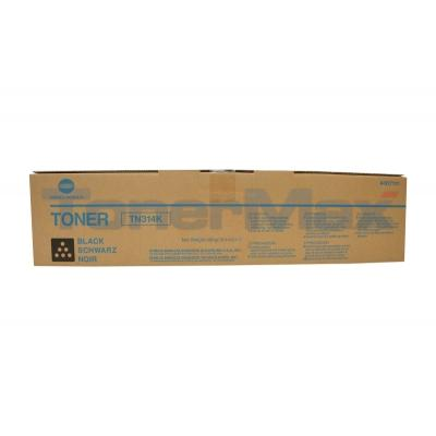 KONICA BIZHUB C353 TONER BLACK